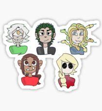 Monster Friends Sticker