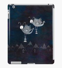 The Valley of the Diamonds / The Lantern Moths' Commemoration iPad Case/Skin