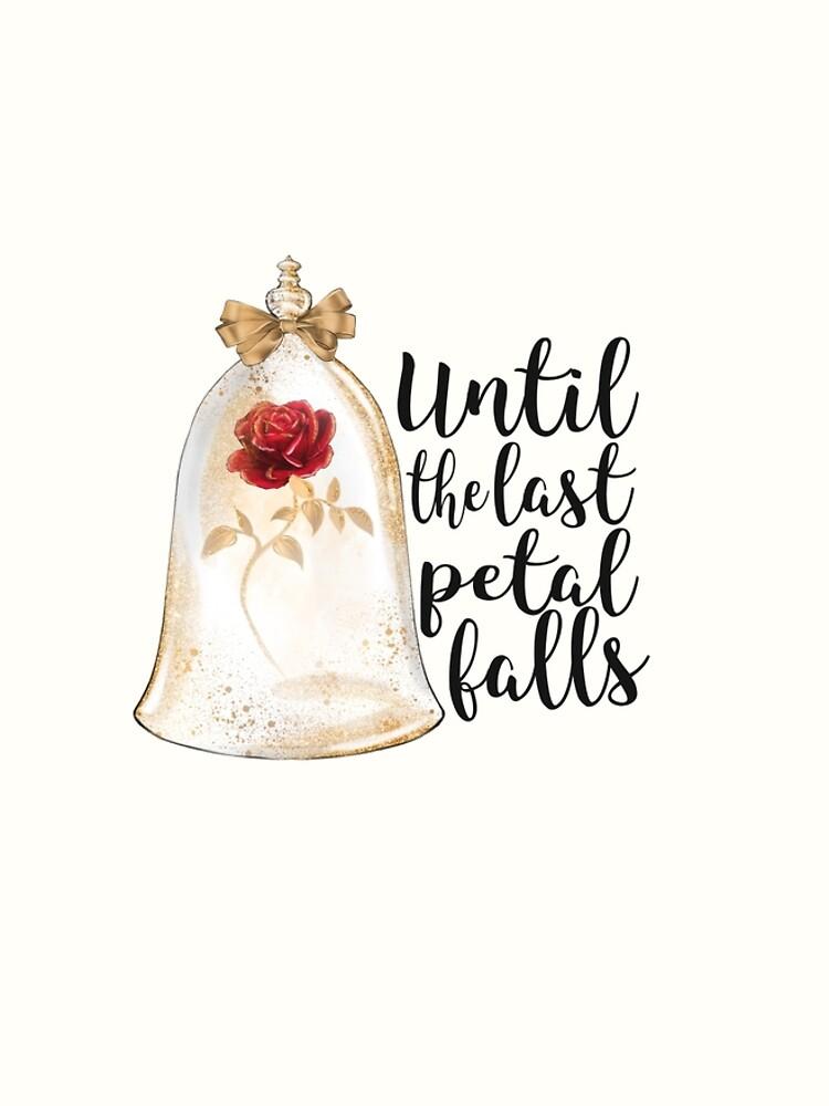 Until the last petal falls by dorothyreads