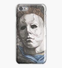 Michael Myers Halloween  iPhone Case/Skin