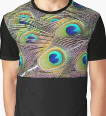 Peacock Graphic T-Shirt