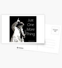 Lt. Columbo Postcards