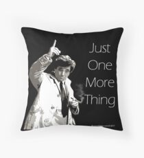 Lt. Columbo Throw Pillow
