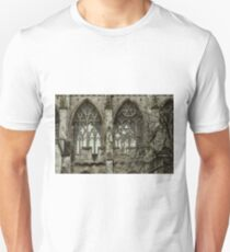 Gothic Cathedral Unisex T-Shirt
