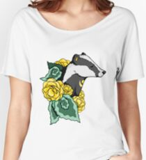 Beware the Badger Women's Relaxed Fit T-Shirt