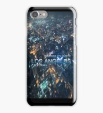 TIMELAX: IMMERSE YOURSELF LOS ANGELES CALIFORNIA iPhone Case/Skin