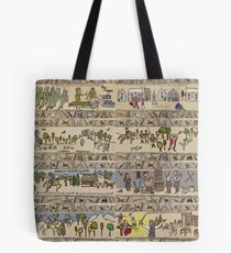 Eight Outlandish Panels (Gabeaux Tapestry)  Tote Bag