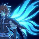 Tales of Symphonia - Kratos Aurion by SaBasse