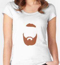 3a64ecc8f Aron Baynes Face Art Women s Fitted Scoop T-Shirt