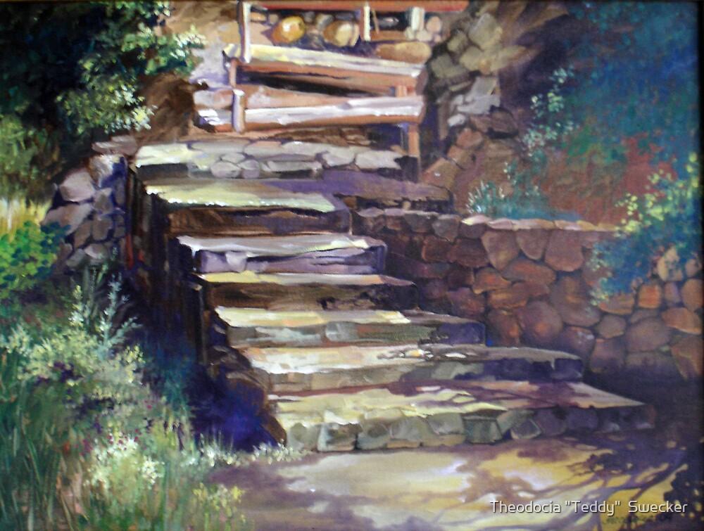 "Steps to Heaven by Theodocia ""Teddy""  Swecker"