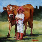 Cowgirl Besties by Margaret Stockdale