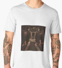 Catacomb Culture - Armor of the Titans Men's Premium T-Shirt