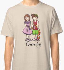 "Gemini among the stars - series of T-shirts ""Polaris""  Classic T-Shirt"