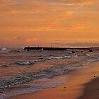 Quobba Beach Sunrise by Harry Oldmeadow
