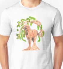 willow horse Unisex T-Shirt