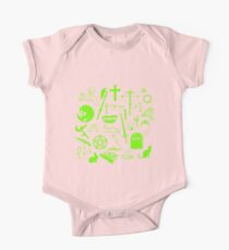 Buffy Symbology - Green Kids Clothes