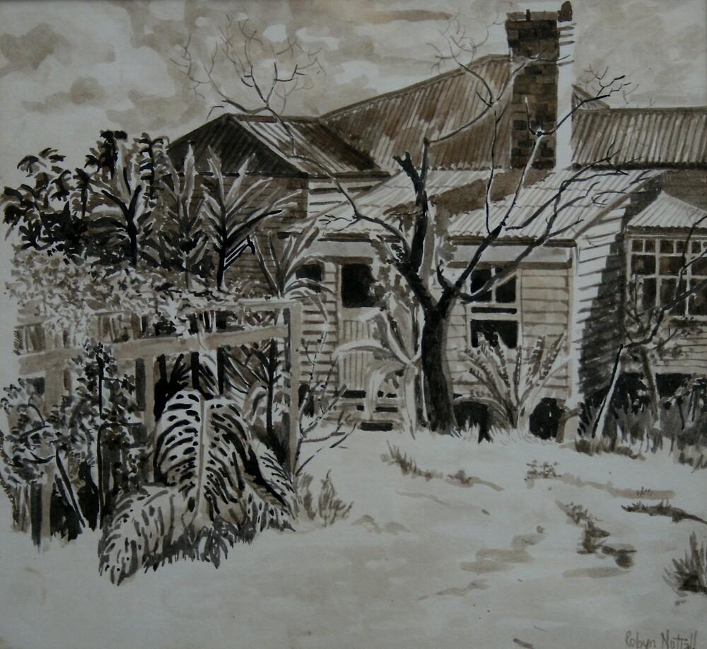 Eve Street House by robyn nuttall