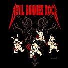 Devil Bunnies Rock! ver.2 by Michael Dodge