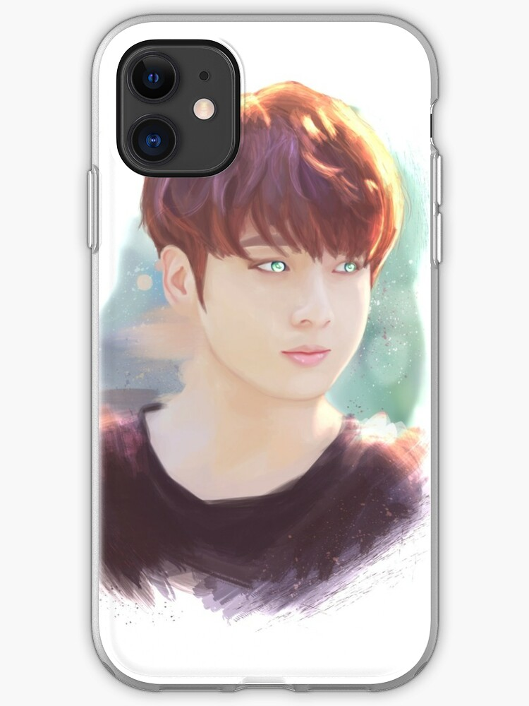 BTS K pop fanart iphone case