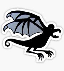 Grabber (Monster)  Sticker