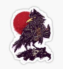 BlackBi(ea)rd Sticker