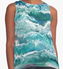 Victory Waves - © Shelley by the Sea Contrast Tank