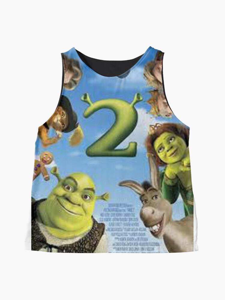 Alternative Ansicht von Shrek 2 Ärmelloses Top