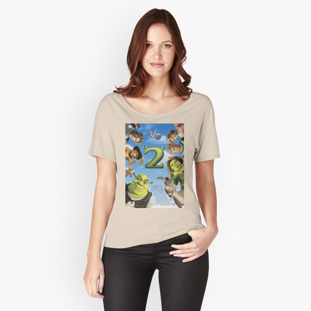 Shrek 2 Loose Fit T-Shirt