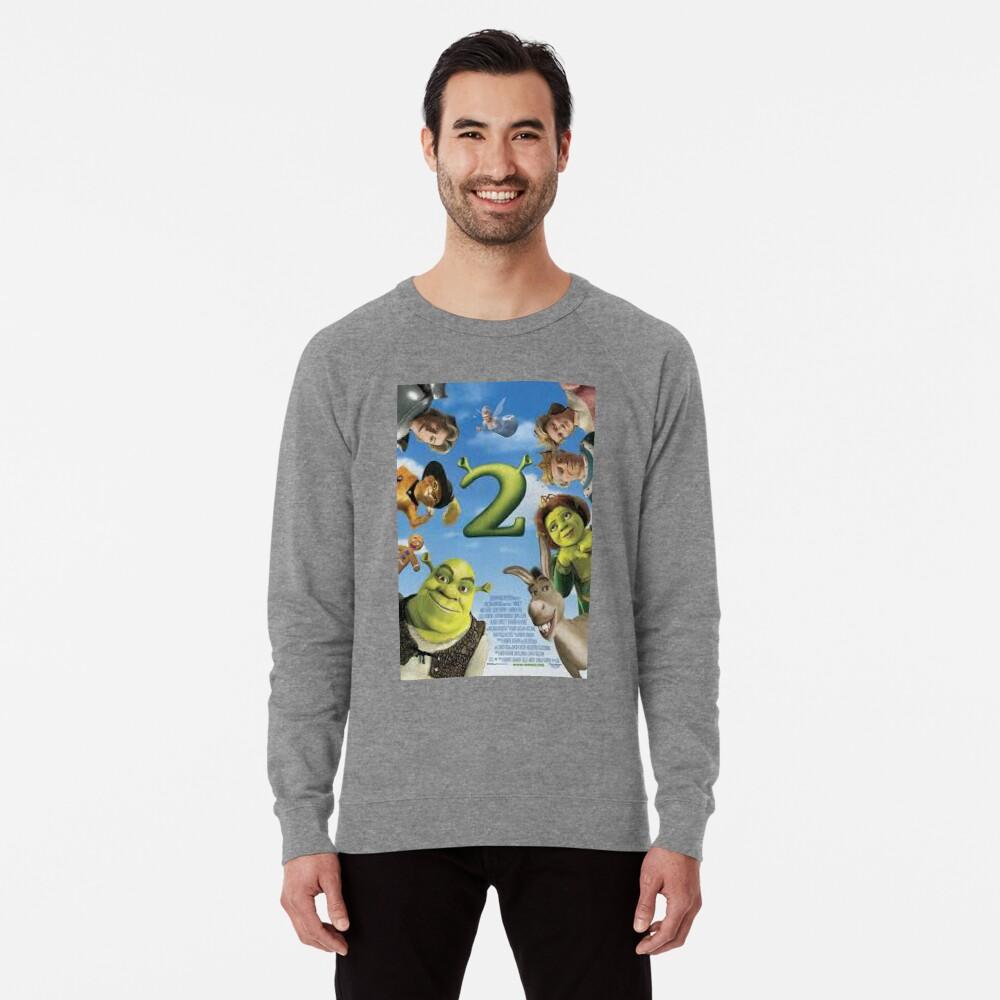 Shrek 2 Leichter Pullover