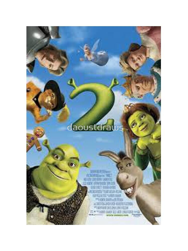 Shrek 2 von daoustdraws