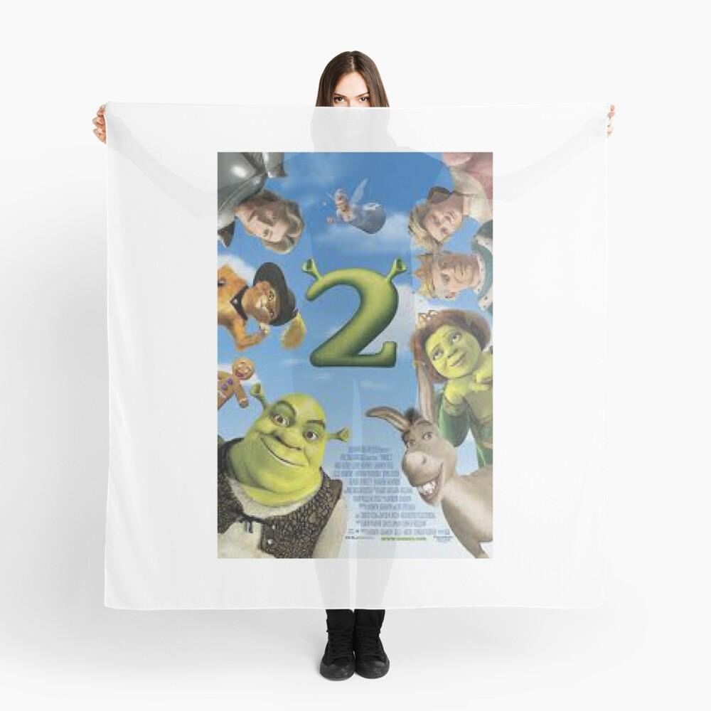 Shrek 2 Tuch
