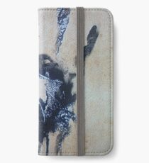 Black hand iPhone Wallet