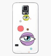 Eyes Bubble Case/Skin for Samsung Galaxy