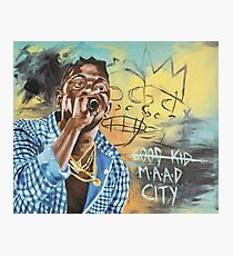 Good Kid M.A.A.D City Photographic Print