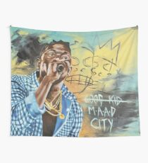 Good Kid M.A.A.D City Wall Tapestry