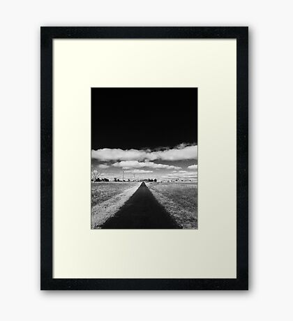 My View of Twenty July - Morning (South) Framed Print