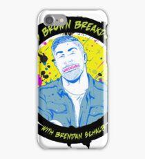 Big Brown - Brendan Schaub iPhone Case/Skin