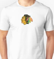 CHICAGO BLACKHAWKS LOGO Unisex T-Shirt