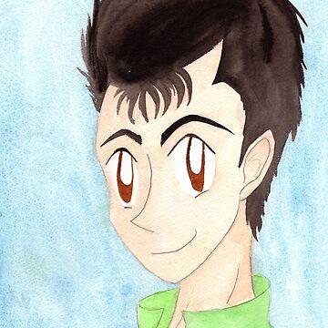 Yusuke by Enuwey