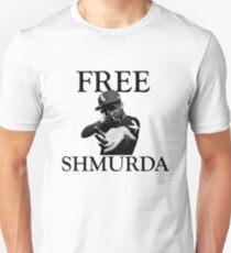 Free Shmurda Slim Fit T-Shirt