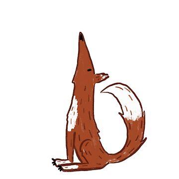 Fox by EmilyFromhage