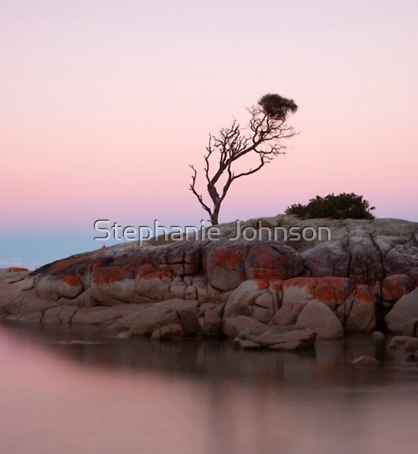 Binalong Sunset by Stephanie Johnson