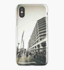 Sydney streetscape  iPhone Case/Skin