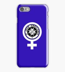 The Doctor is a Woman! iPhone Case/Skin