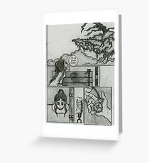 Stories Of Earth [3357] Greeting Card
