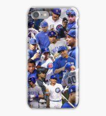 willson contreras collage iPhone Case/Skin