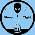 Alien Abduction - Sleep Tight (2016) by TheNest