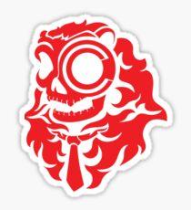 OG Cadmus Head - Lion Head Icon Sticker