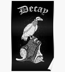 Decay Poster