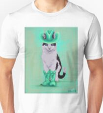 Minty Goes to the Rodeo Unisex T-Shirt